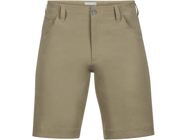 Marmot Syncline - Pantalones cortos Hombre - beige
